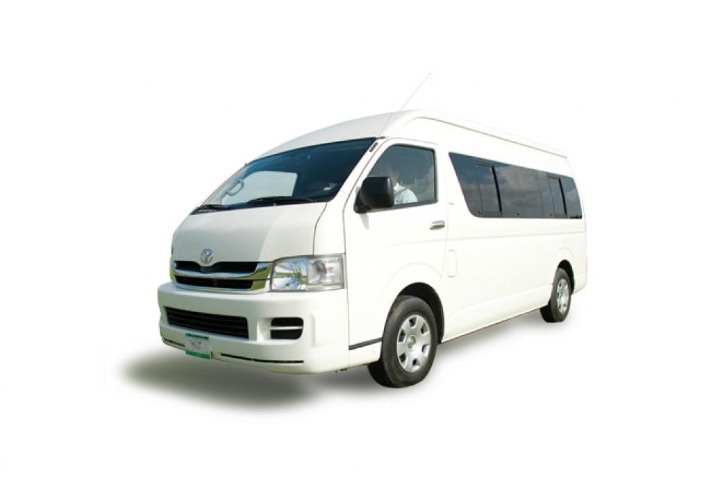 Toyota Hiace - Toyota Hiace